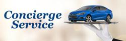 Convenient Concierge Service available at Superior Chevrolet
