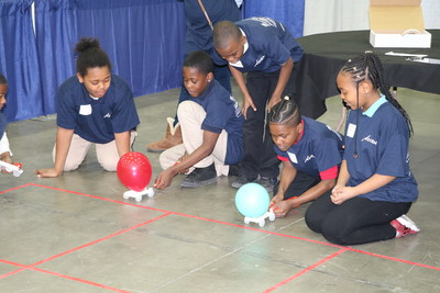 Adient sponsors 12th annual JetToy Challenge at Cobo Center in Detroit.