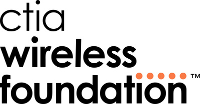 CTIA Wireless Foundation Logo (PRNewsfoto/CTIA Wireless Foundation)