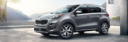 The safe and practical 2018 Kia Sportage is among the vehicles with special financing available at Friendly Kia.