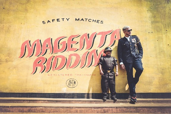 DJ Snake Releases Video For 'Magenta Riddim' Out Today