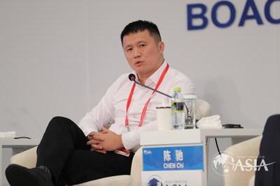 """""""Após mais de cinco anos de desenvolvimento, o compartilhamento de residências está profundamente enraizado na China"""", disse Chen Chi, cofundador e CEO da Xiaozhu.com."""
