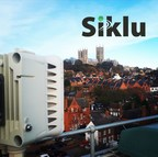 City of Lincoln Council, U.K. Selects Siklu's High-Capacity Wireless Links for its Smart City Surveillance Network