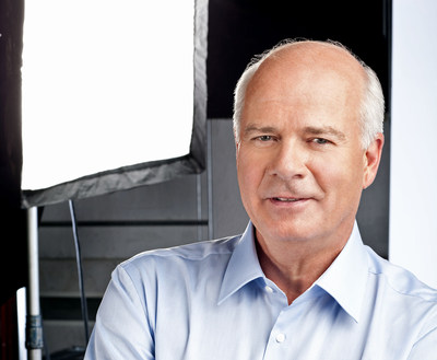 Peter Mansbridge, the longtime anchor of CBC's The National, will be presented with the Canadian Journalism Foundation's Lifetime Achievement Award at the CJF Awards on June 14 in Toronto. (CNW Group/Canadian Journalism Foundation)