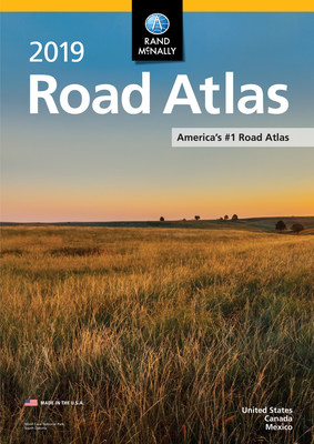 Rand McNally 2019 Road Atlas