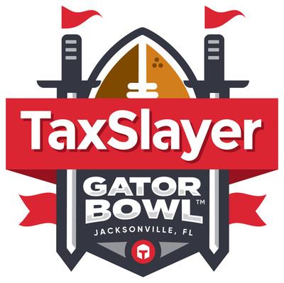 New TaxSlayer Gator Bowl Name and Logo, Jacksonville, Florida