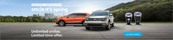 The New Century Volkswagen Service Xpress Lane doesn't require an appointment for common automotive maintenance.