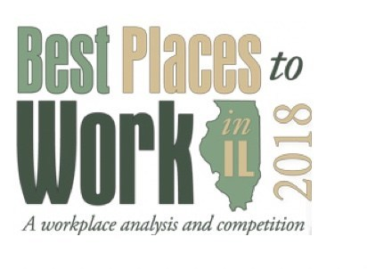 Porte Brown Named as One of the 2018 Best Places to Work in Illinois