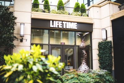 Life Time Athletic Bellevue, located at The Shops at the Bravern, is the company's first entry into the Pacific Northwest market.