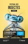Festival des insectes à l'Aquarium du Québec (Groupe CNW/Société des établissements de plein air du Québec)