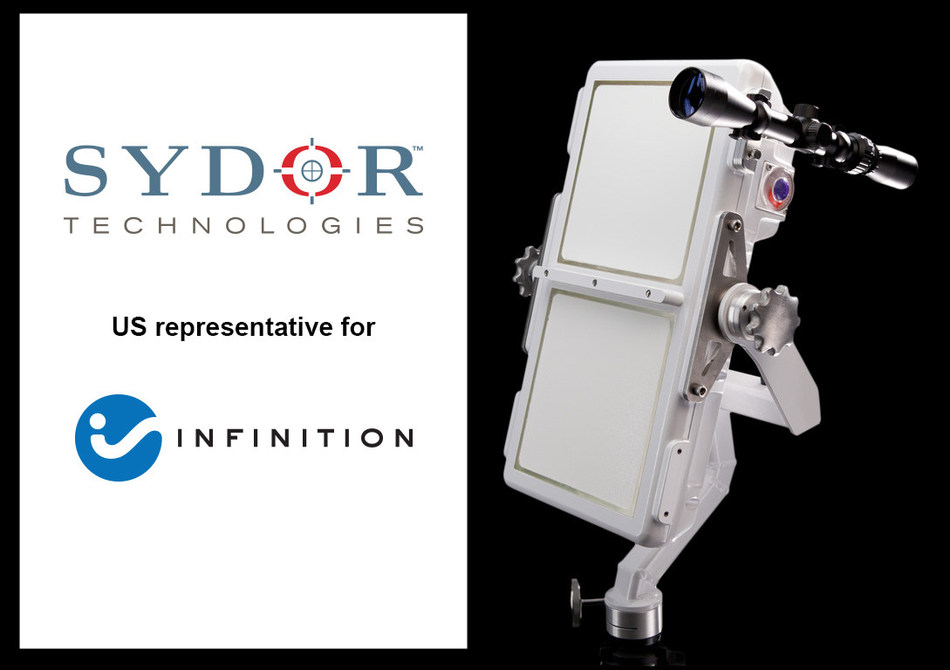 Sydor Technologies signs representation agreement with Infinition, Inc. (PRNewsfoto/Sydor Technologies)