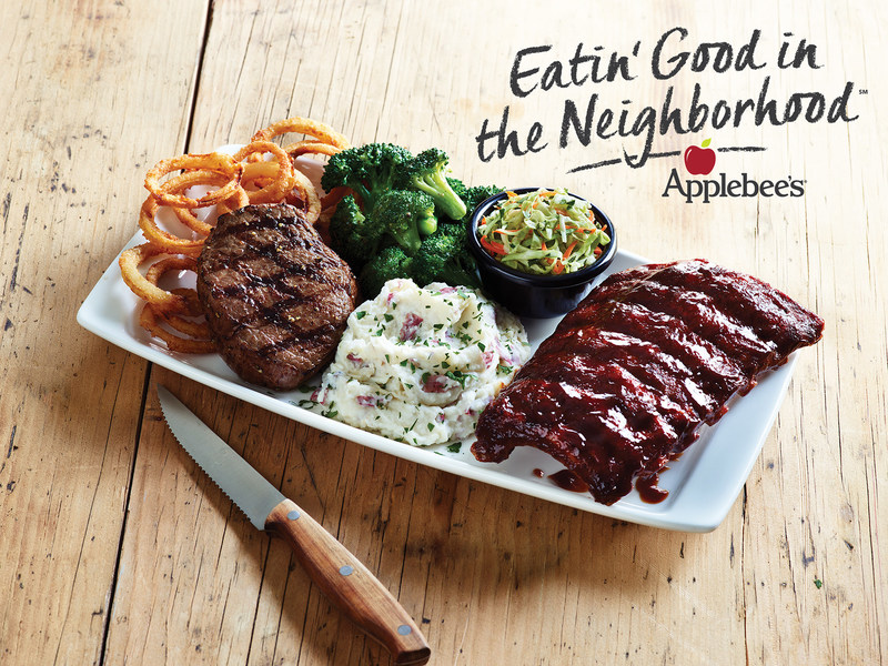 Applebee's® Is Giving Guests More For Their Money With Bigger, Bolder Grill Combos