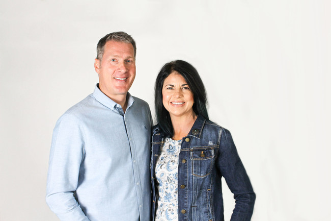 Kingdom Winds Co-Founders, Gary and Beth Suess