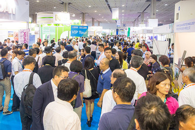 The 2nd edition of Aquaculture Taiwan Expo & Forum will be concurrently held with Livestock Taiwan and Asia Agri-Tech Expo & Forum.