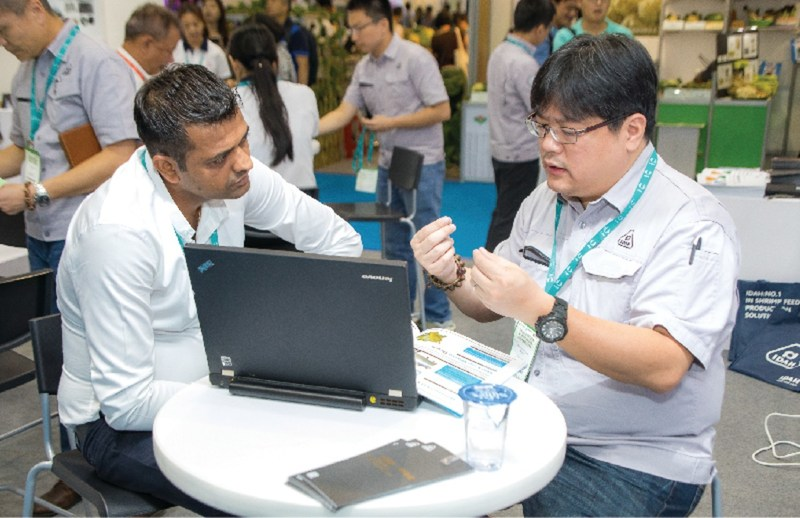 Aquaculture Taiwan Expo & Forum is positioned as an international B2B trading platform.