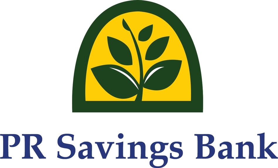PR Savings Bank Logo (PRNewsfoto/Newgen Software Technologies Pte)