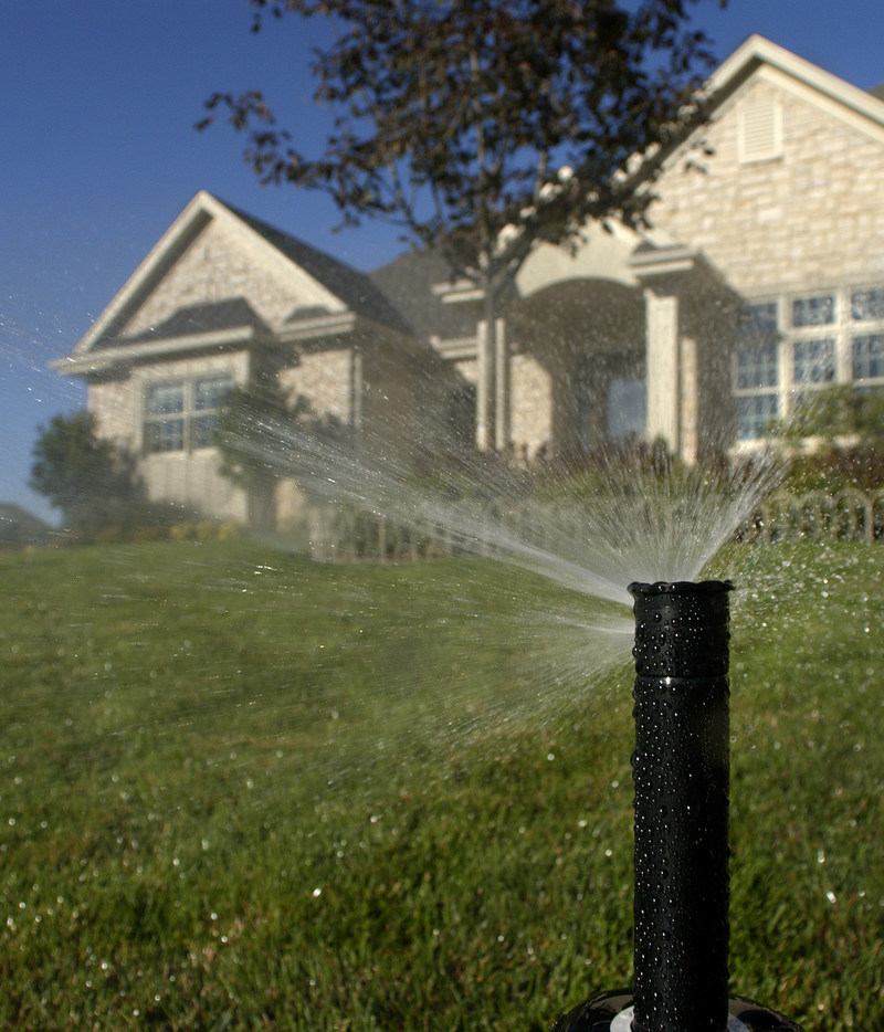 Spring is also a good opportunity to consider upgrading your system to take advantage of improvements in sprinkler and controller technology. The latest technology in sprinklers can cut watering times, saving water, money and reducing waste.