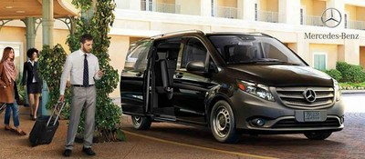 Schedule a test drive of a 2018 Mercedes-Benz Metris Van at Mercedes-Benz of Arrowhead Sprinter in Peoria, AZ!