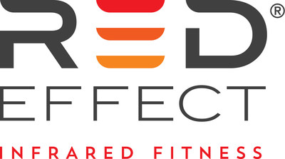 Red Effect Infrared Fitness Logo (PRNewsfoto/Red Effect Infrared Fitness)