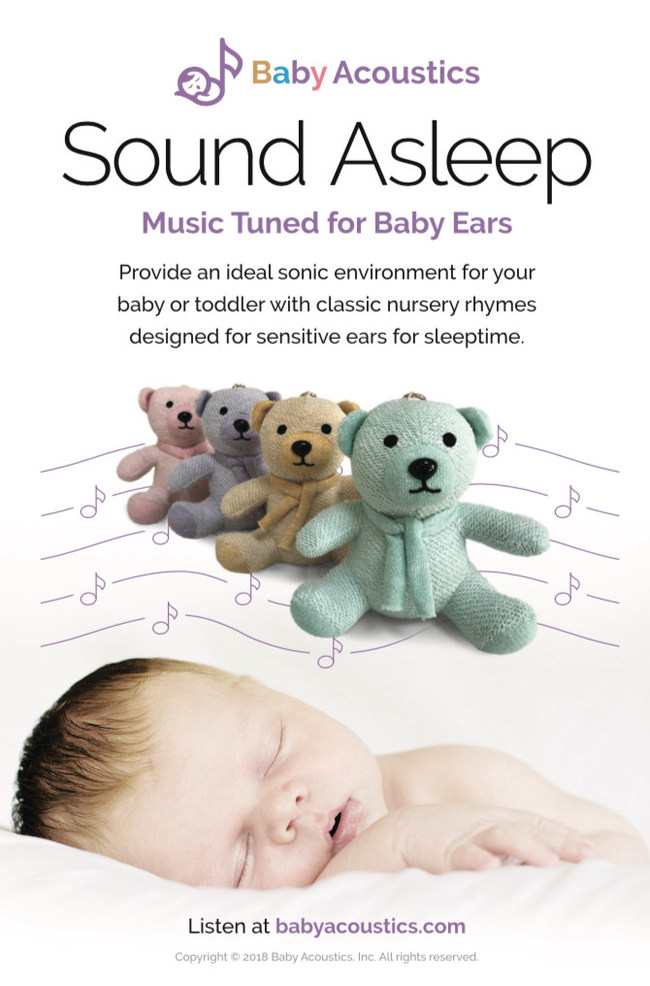 Music Tuned for Baby Ears