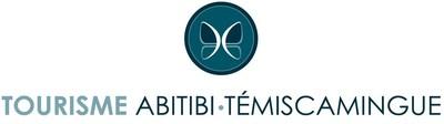 Logo : Tourisme Abitibi-Témiscamingue (Groupe CNW/Cabinet de la ministre du Tourisme)