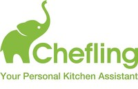 Chefling - Your Personal Kitchen Assistant (PRNewsfoto/Chefling, Inc.)