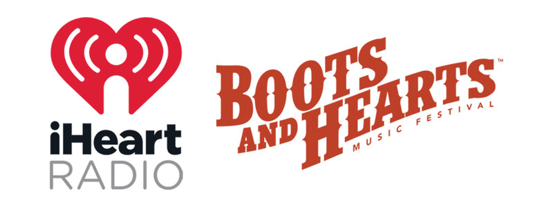 iHeartRadio and Boots and Hearts (CNW Group/iHeart Radio)