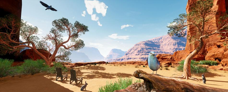 The VU Grand Canyon world