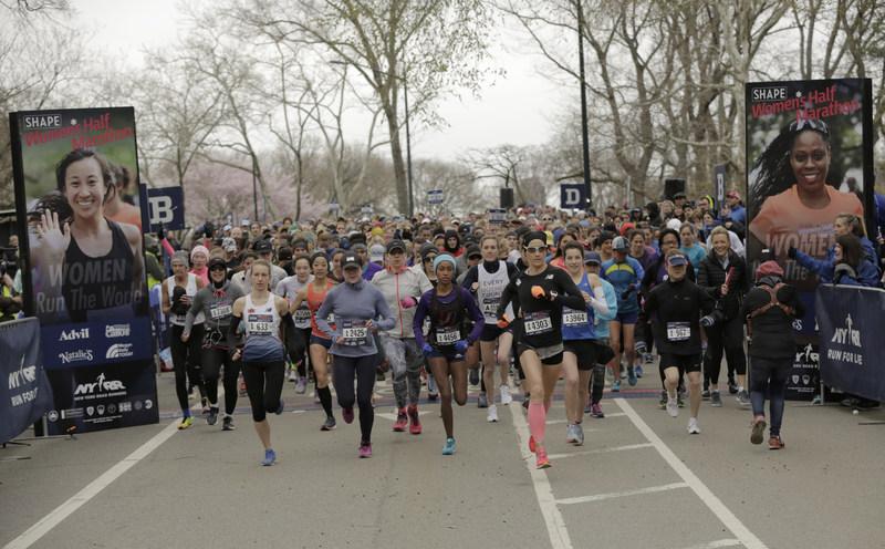 15th Annual SHAPE Women's Half Marathon