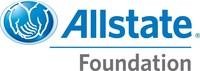 The Allstate Foundation logo (PRNewsfoto/The Allstate Foundation)