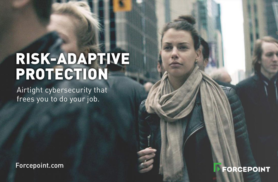 Forcepoint Launches Risk-Adaptive Protection at RSA Conference 2018