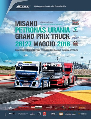 Upcoming Misano Petronas Urania Truck Grand Prix Expected to Attract 40,000 Visitors From Across Europe