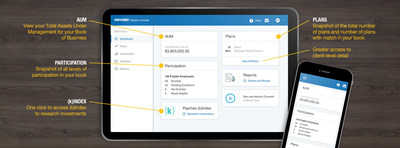 Advisor Console's new features and functionality allow financial advisors to be as efficient as possible when serving their clients' plans and investments.