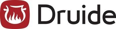 Logo : Druide Informatique (Groupe CNW/Druide informatique inc.)