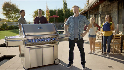 Upgrade your grilling game this season by creating an engaging atmosphere where memories are made.