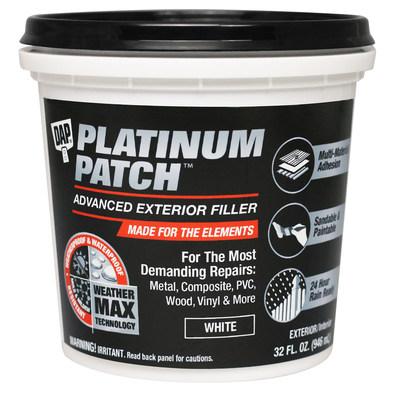 Platinum Patch™ Advanced Exterior Filler
