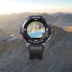 Powered By Wear OS by Google, New Casio Smart Outdoor Watch Boasts Indigo Design and Affordable Price Point.