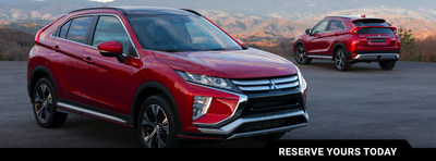 Spitzer Mitsubishi customers are encouraged to act quickly if they would like to schedule a test drive with the 2018 Mitsubishi Eclipse Cross. The all-new crossover SUV is on the ground and ready to go in our showroom.