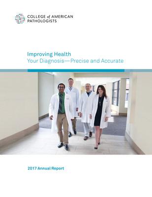 2017 CAP Annual Report-Cover