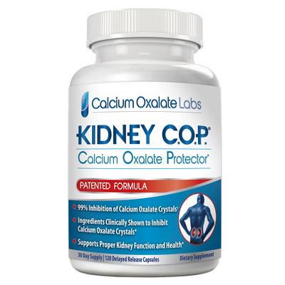 (PRNewsfoto/Calcium Oxalate Labs, Inc.)