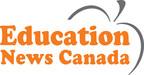 Logo: Education News Canada (CNW Group/Jaguar Média Inc)