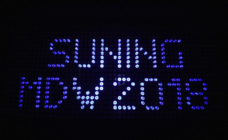Suning makes debut at 2018 Milan Design Week