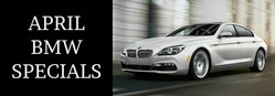 Luxury car and SUV shoppers in the San Fernando Valley can get many great deals at Pacific BMW in Glendale during April 2018.