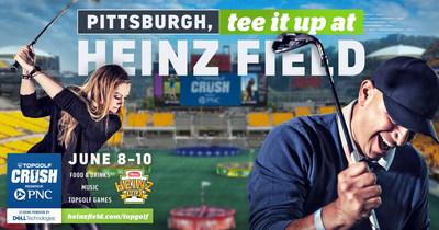 Topgolf Crush at Heinz Field