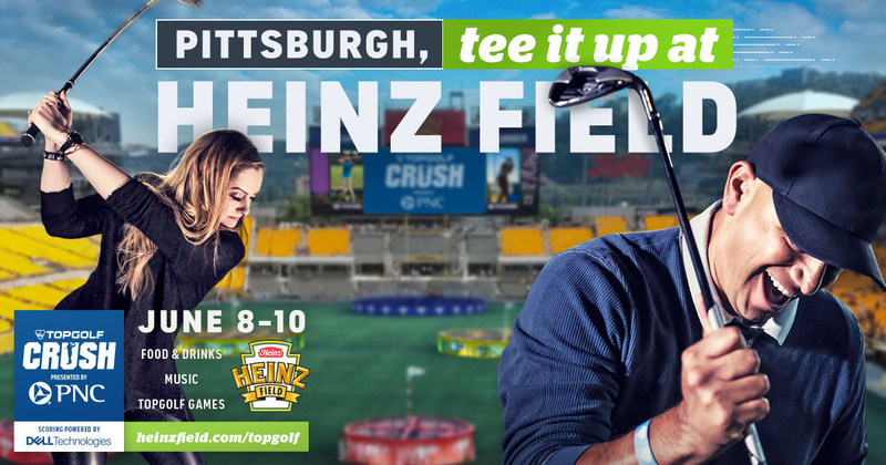 Topgolf Crush at Heinz Field