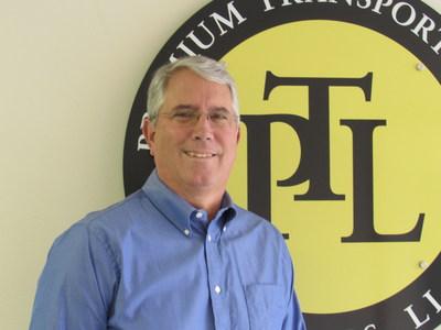 Jeff Curry, President of Premium Transportation Logistics