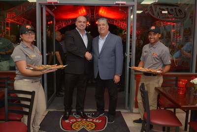 Marco's Pizza 900th location, Bayamόn, Puerto Rico