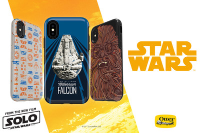 OtterBox Unveils 'Solo: A Star Wars Story' iPhone Cases