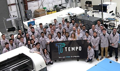 Tempo Announces Series B Funding to Build a New Connected Factory in San Francisco for Electronics Manufacturing and to Expand Team