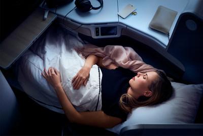 Air Canada rehausse l'expérience de voyage haut de gamme pour les clients internationaux et nord-américains (Groupe CNW/Air Canada)